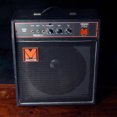 MuLtiVoX PreMieR P54 VintAge SoLid-State Amp | FreeUPS for sale