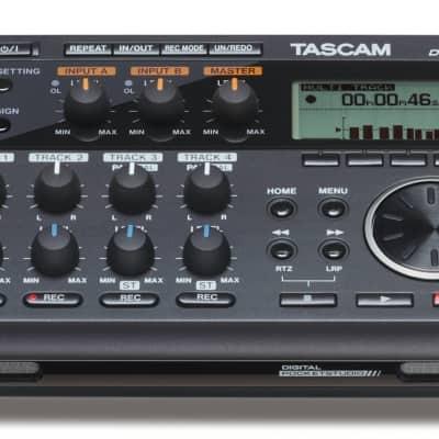 Tascam DP-006 6-Track Digital Pocketstudio Recorder