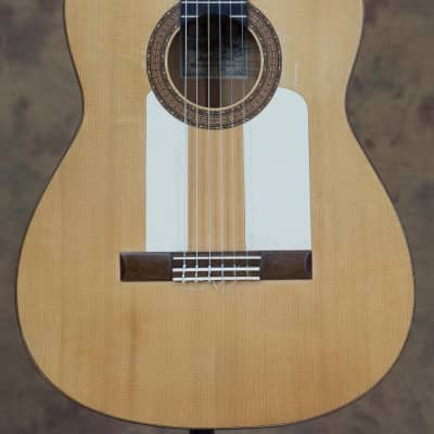 1963 Manuel de la Chica Spruce Cypress Flamenco Guitar for sale