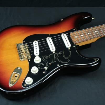 Fender Stevie Ray Vaughan Stratocaster early 2000's image