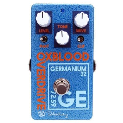 Keeley Oxblood Germanium Overdrive