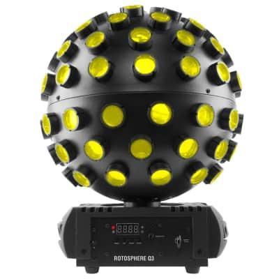 Chauvet DJ  Rotosphere Q3 Disco Effect Light - Mirror Ball Simulator
