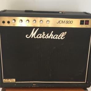 Marshall JCM 800 Lead Series Model 4103 100-Watt Master Volume 2x12 Combo