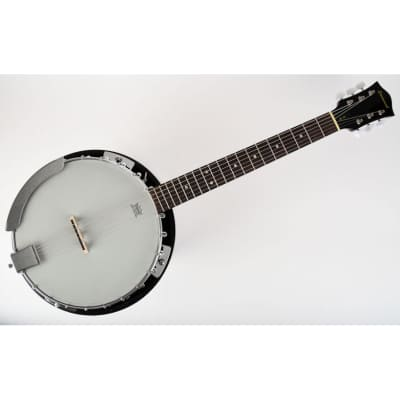 Savannah SB-106 6 String Resonator Banjo Banjitar