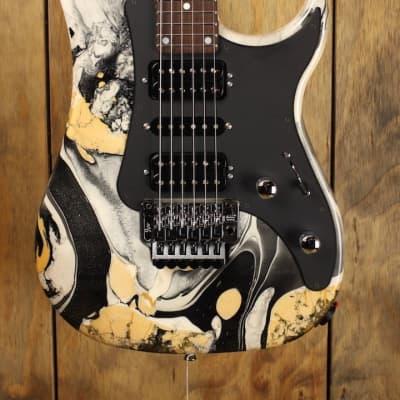 Vigier Excalibur Original HSH Floyd Rose Rock Art for sale