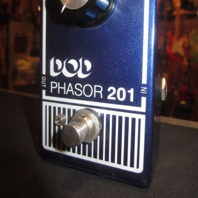 Pre-Owned Circa 2010 DOD Phasor 201 Reissue Analog Phase Shifter for sale