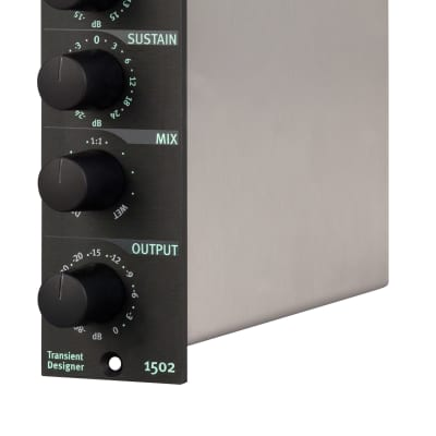 SPL TDx Model 1502 500 Series Transient Designer Module