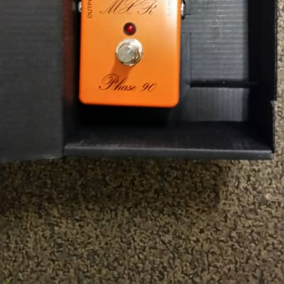 MXR Phase 90  Orange