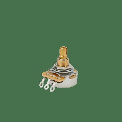 Gibson PPAT-059 500k Ohm Audio Taper Historic Potentiometer - Short Shaft