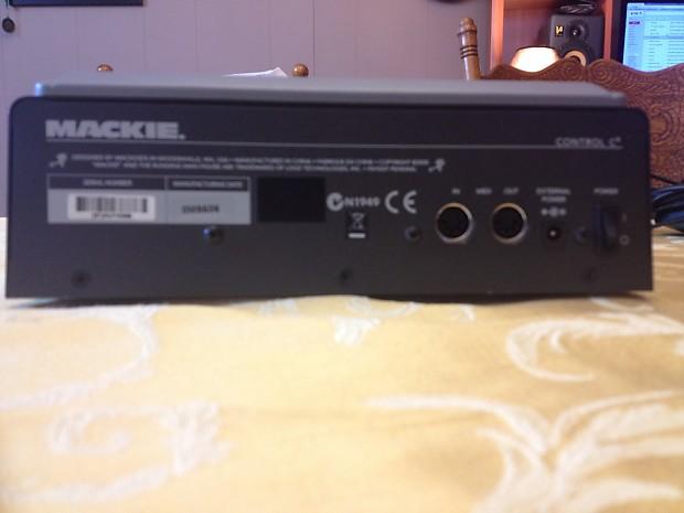 Mackie C4 DAW Controller | Greg's Epic Gear