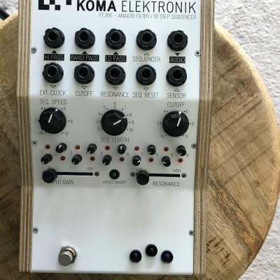 Koma Elektronik FT201 Analog Filter / 10-Step Sequencer