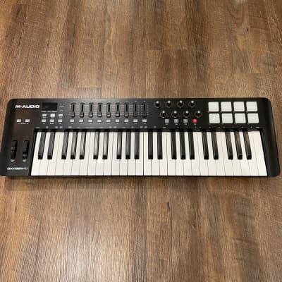 M-Audio Oxygen49, USB MIDI Keyboard Controller
