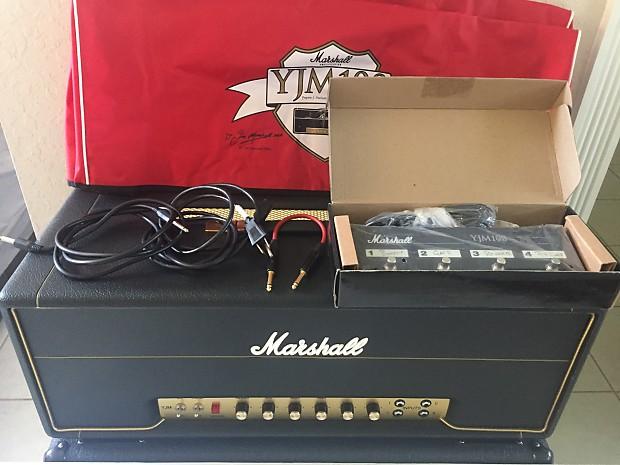 Marshall Yngwie Malmsteen YJM100 Limited Edition | Moksha