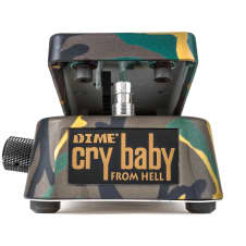 Dunlop DB-01 Dimebag Cry Baby From Hell Wah Electric Guitar Effects Pedal Camo
