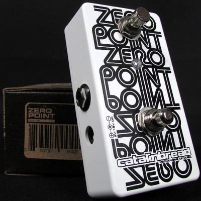 Brand New Catalinbread Zero Point Tape Flanger w/Through Zero Effect Made in Oregon!