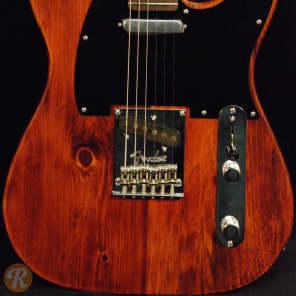Fender Reclaimed Eastern Pine Telecaster Natural
