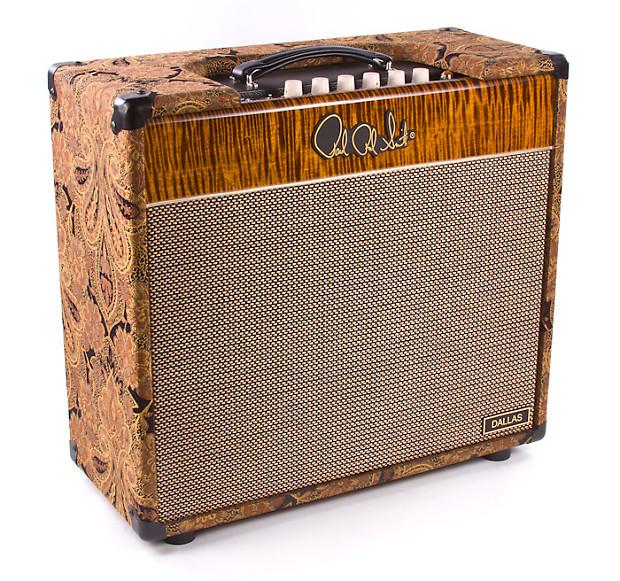 prs dallas guitar combo amp 50 watts reverb. Black Bedroom Furniture Sets. Home Design Ideas