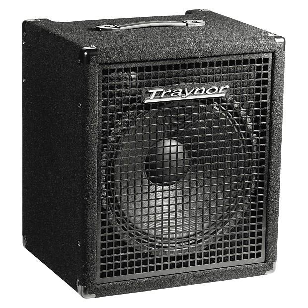 traynor sb115 small block bass combo amp reverb. Black Bedroom Furniture Sets. Home Design Ideas