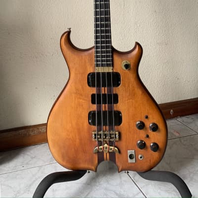 Alembic Unique 4 string bass. Collector's  vintage item early 70s for sale
