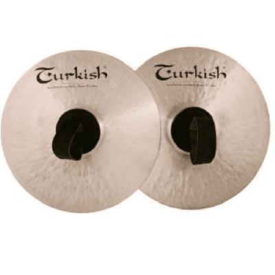 "Turkish Cymbals 10"" Classic Orchestra Band Cymbals C-OB10"