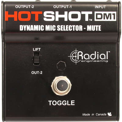Radial HotShot DM1 Switcher