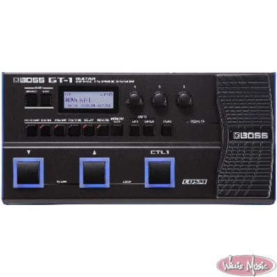 Boss GT-1 Effects Processor-USED for sale