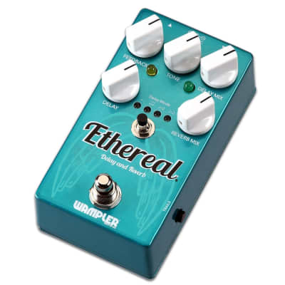 Wampler Ethereal Reverb and Delay for sale
