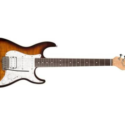 Michael Kelly 1963 Electric Guitar (Tobacco Sunburst) (Used/Mint) for sale