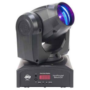 American DJ INN288 Inno Pocket Beam Q4 Compact Moving Head LED Light