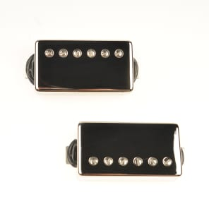 Seymour Duncan SH-PG1s Pearly Gates Neck/Bridge Humbucker Set Nickel Cover