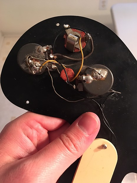 [XOTG_4463]  Gibson Melody Maker Wiring Harness 1962-1964 | Joe's | Reverb | Melody Maker Wiring Diagram |  | Reverb