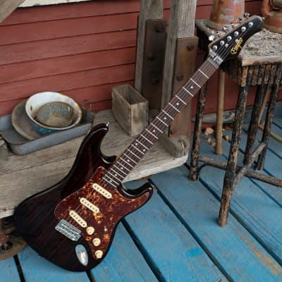 1970s Empro (Fujigen?) Strat Stratocaster Electric Guitar for sale