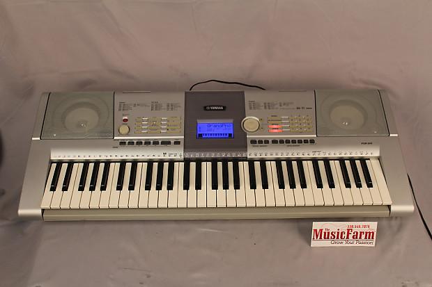 Used yamaha psr 295 portatone 61 key touch sensitive for Yamaha clp 295