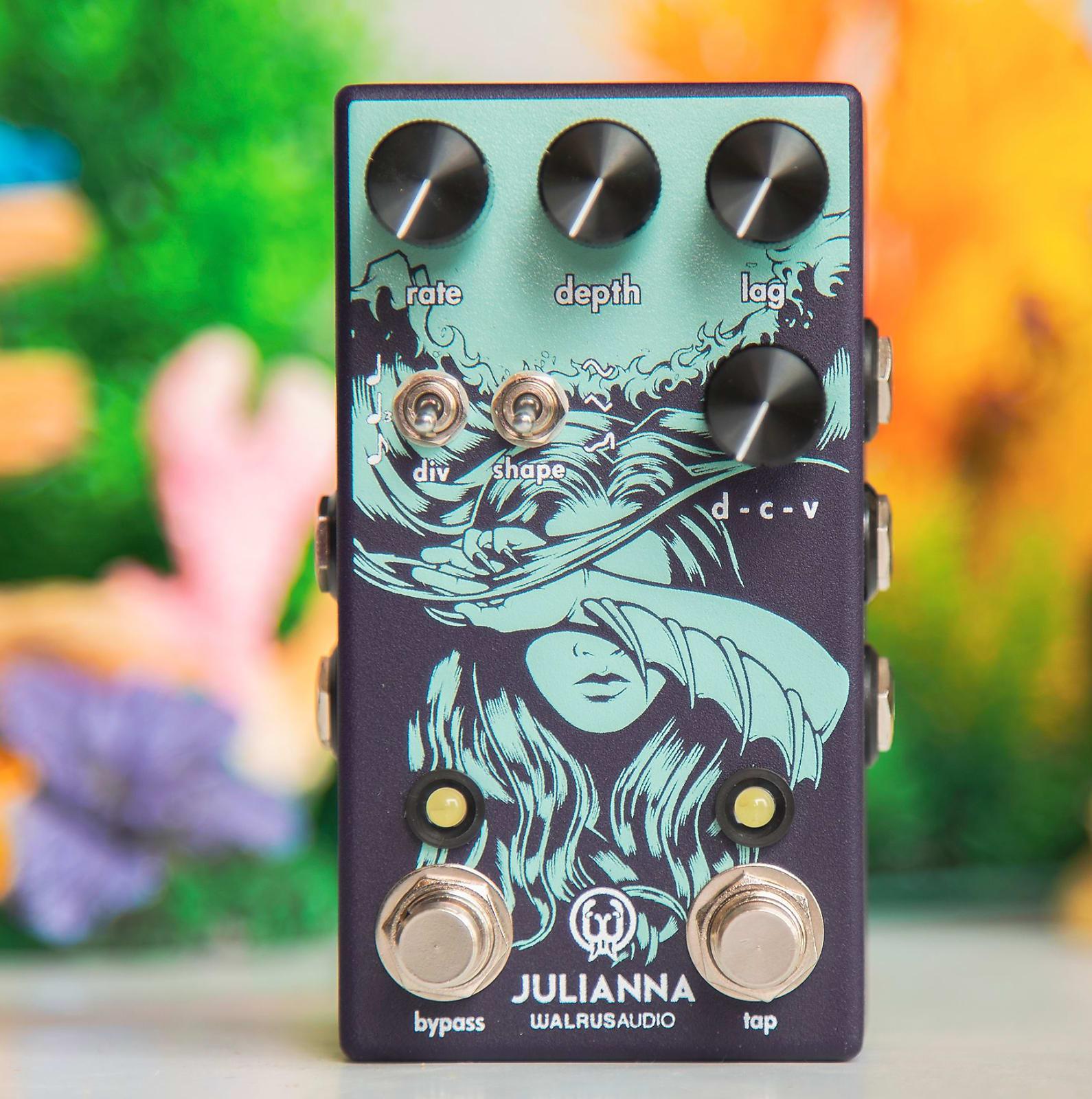Walrus Audio Julianna Deluxe Stereo Chorus/Vibrato