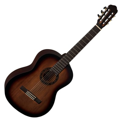 LA MANCHA Romero Granito 32 AB - Konzertgitarre for sale