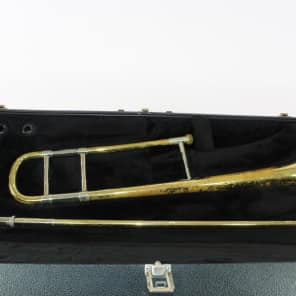 Bach 16G Stradivarius Professional Trombone with Gold Brass Bell