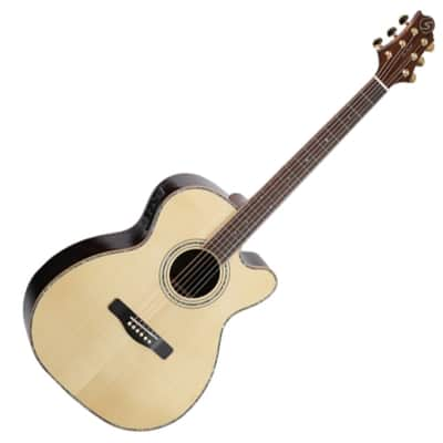 Samick Gregbennett ASORCE-100 Acoustic Guitar Orchestra Cutaway Fishman Pickup for sale