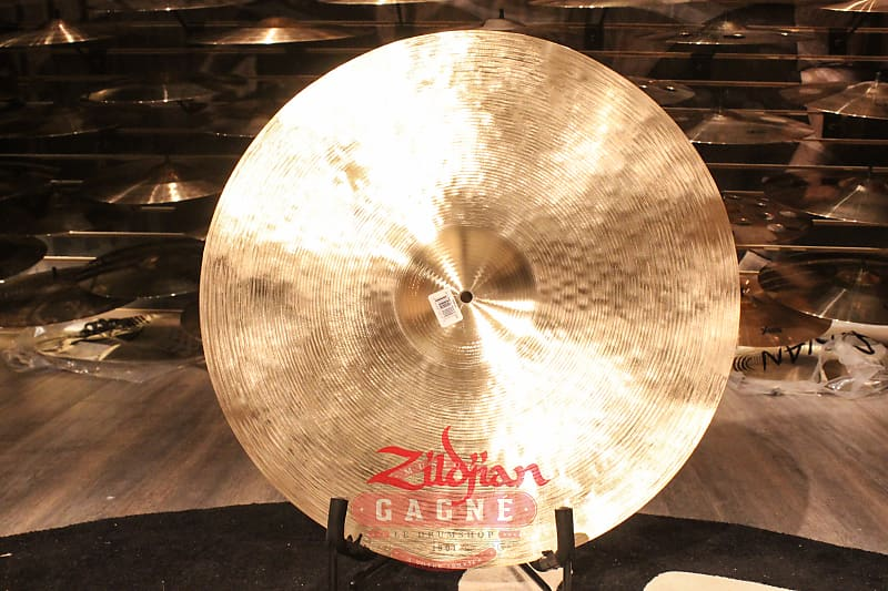 zildjian fx oriental crash of doom 22 crash cymbal reverb. Black Bedroom Furniture Sets. Home Design Ideas