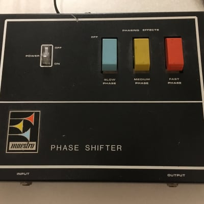 Maestro  Phase Shifter for sale