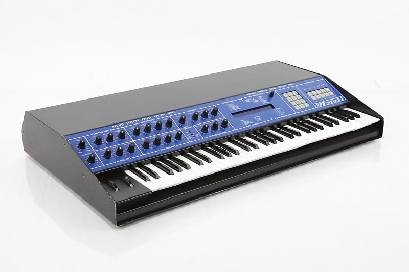 ppg wave 2 3 wavetable synthesizer synth 2 2 34322 reverb. Black Bedroom Furniture Sets. Home Design Ideas