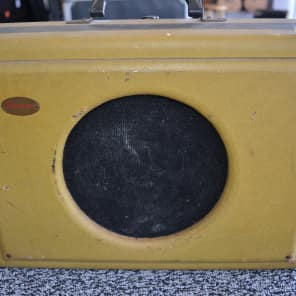 Valco Tonemaster Late 1950's Blonde for sale