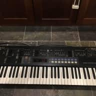 Akai AX60 VCO Synthesizer and Hard Case
