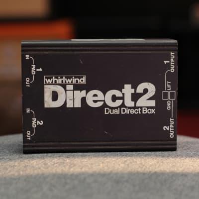 Whirlwind Direct 2 Dual Direct Box