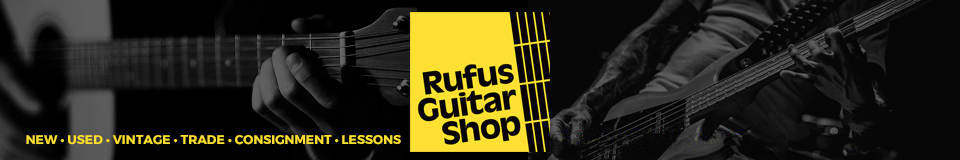 Rufus Guitar Shop