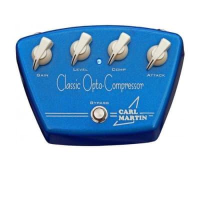 Carl Martin Classic Opto Compressor