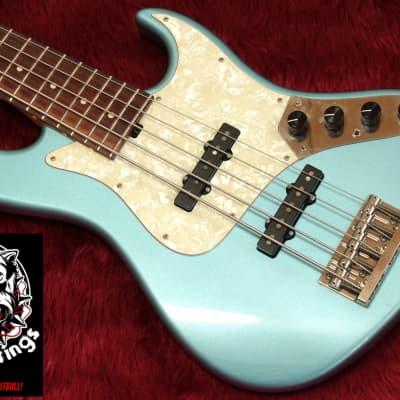 Sadowsky NYC Will-5 2011 Sky Blue Metallic 3.8kg #5834