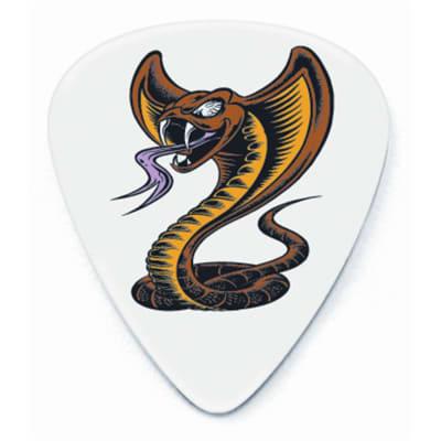 Dunlop BL52R100 Dirty Donny Cobra Tortex 1mm Guitar Picks (36-Pack)