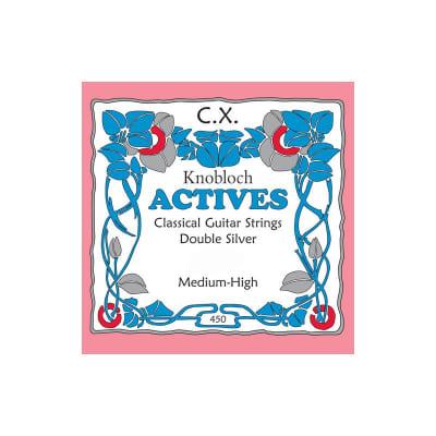 Knobloch Actives CX 6-E Medium-High Tension Classical Single String