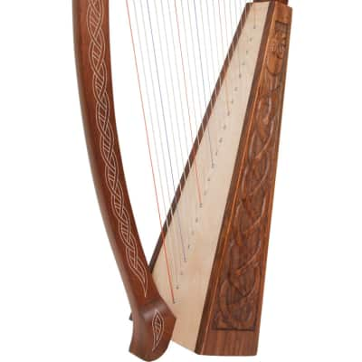 Music Makers Smartwood Studio Harp | Reverb