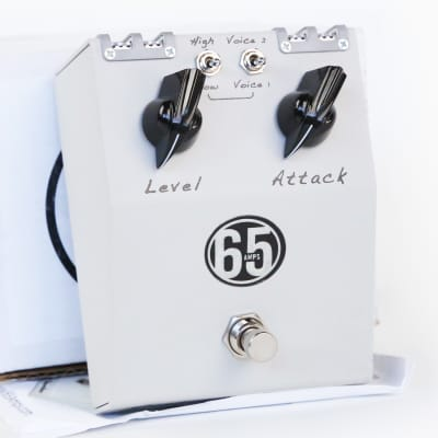 65 Amps Colour Bender MKII Tone Bender Clone Vintage Germanium Fuzz Pedal - Like New in Box for sale